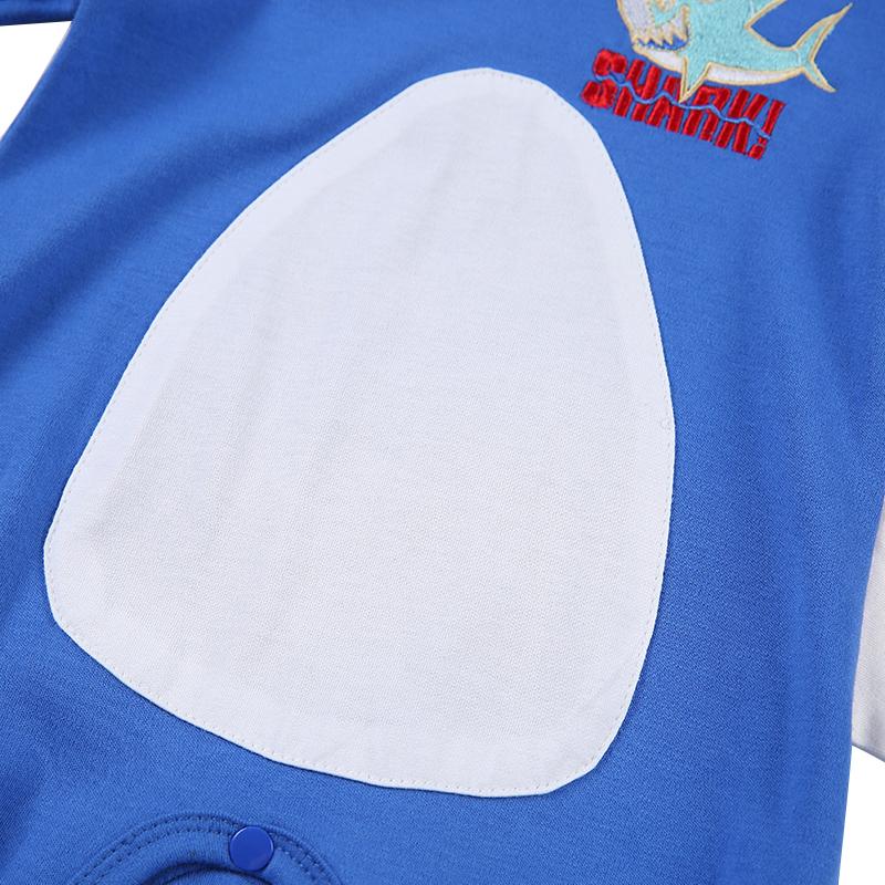 fb907570a282e0 Macio engraçado pijamas crianças macacão de bebê por atacado