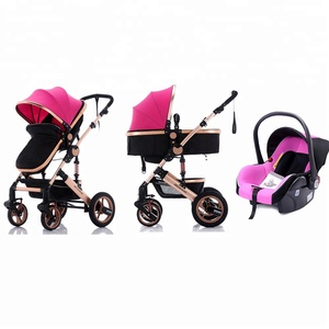 China baby stroller factory / free kids stroller with big wheels
