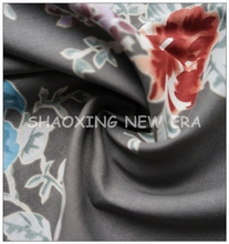 Shaoxing Factory 100% Cotton Cambric Printed Cotton Gauze Fabric