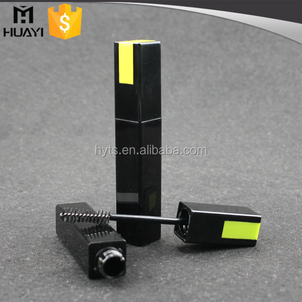 new product square empty mascara tube for mascara