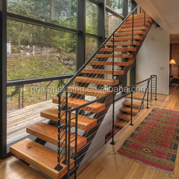 External Oak Stairs Staircase Designs For Homes - Buy Staircase ...