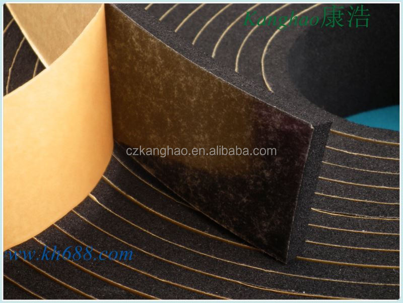 Customized NBR/CR industrial rubber products