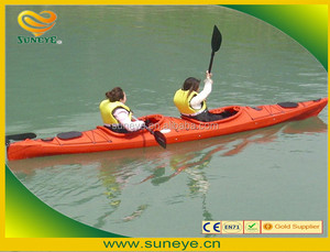 Top grade sea kayak doubel kayak wholesale