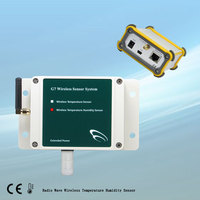 Wireless temperature instrument digital Humidity Sensor