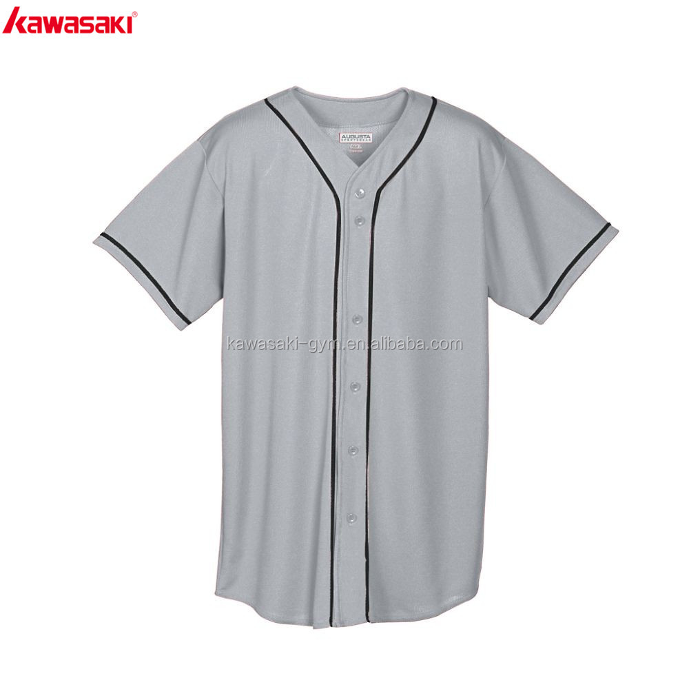 Wholesale dry fit custom made sublimation best professional baseball uniforms