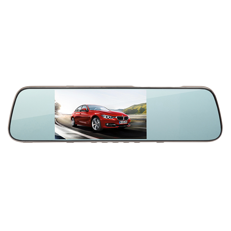 140 Degree 16:9 IPS screen full hd dash cam with night vision