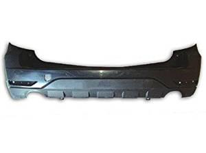 Crash Parts Plus Crash Parts Plus CAPA SU1100161 Red Rear Bumper Cover for 09-13 Subaru Forester