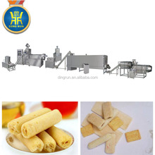 stainless steel Core filling snacks food machine snack food processing line