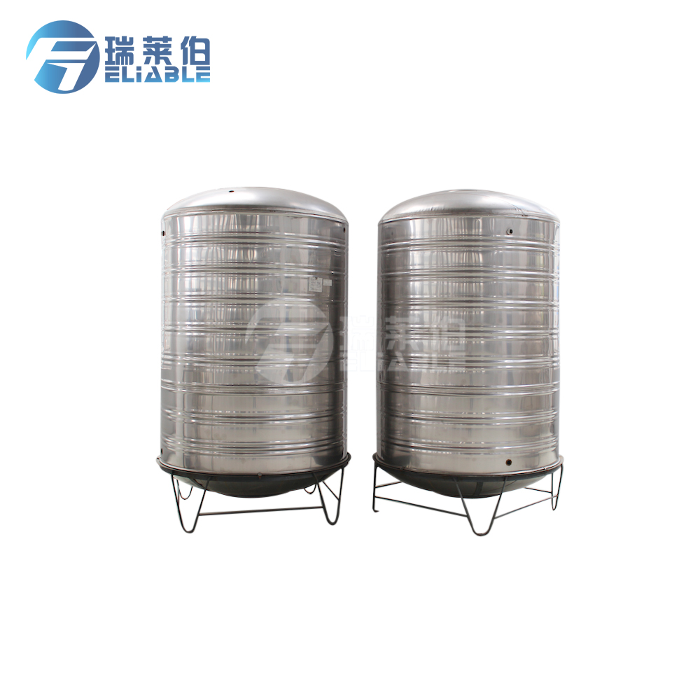 Stainless Steel Water Tank / Water Treatment Tank