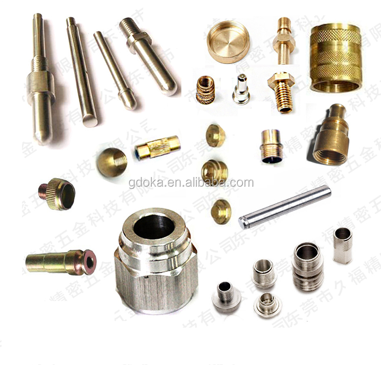 Supply customized oem precision cnc turned mechanical part