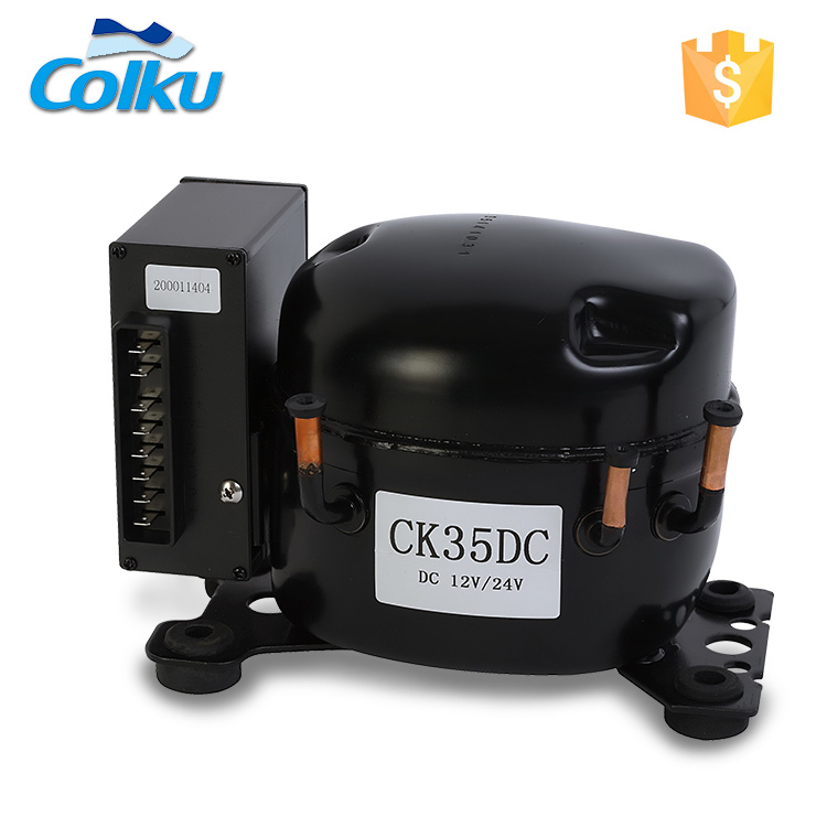 Higher Efficiency A C Freezers Compressor For Refrigerator 12v 24v View Compressor For Refrigerator 12v Colku Product Details From Foshan Sanshui Colku Electrical Appliance Limited On Alibaba Com