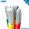6 core wire 6 awg aluminum wire 6mm electric cable