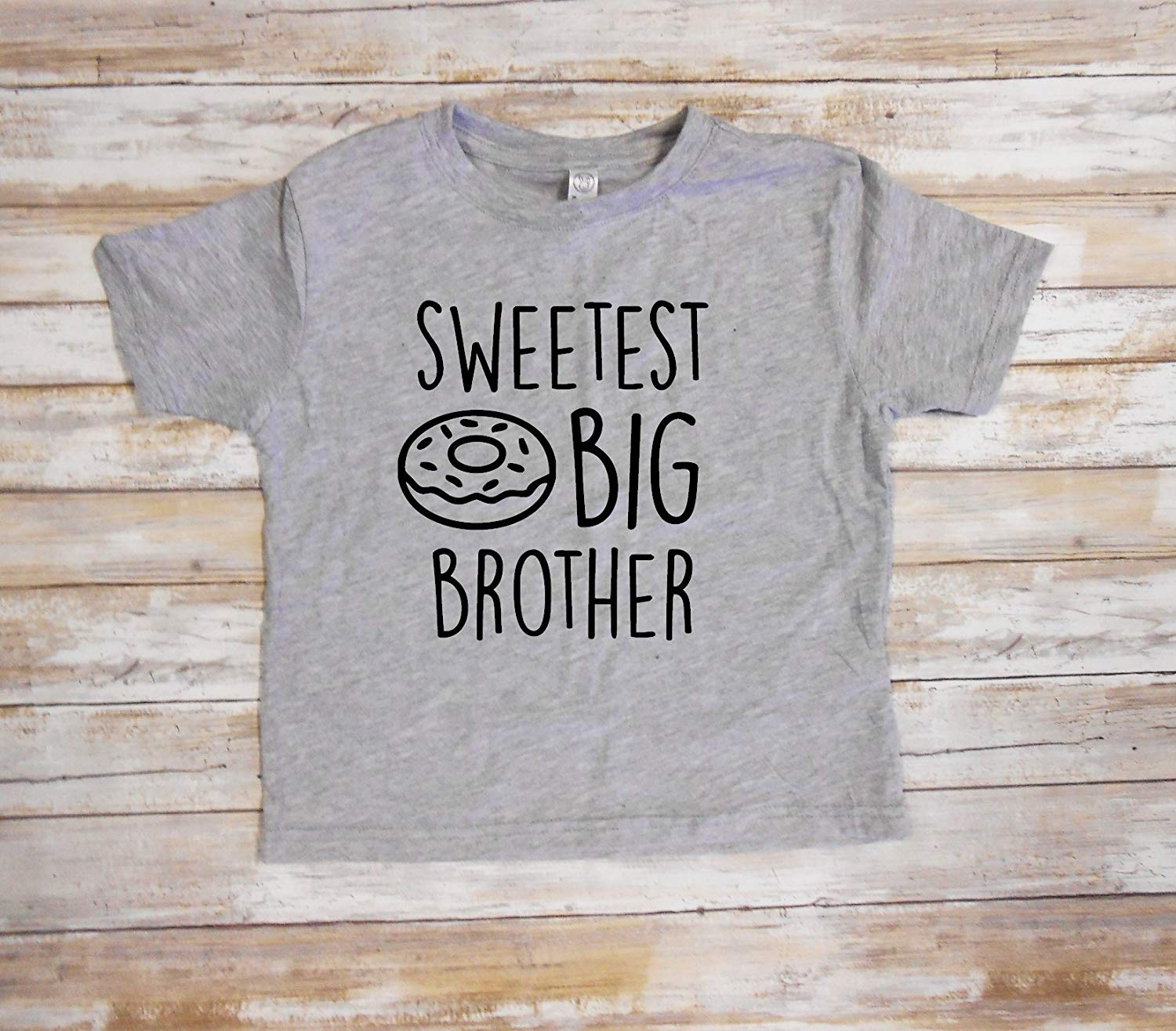 41e29c191eea Sweetest Big Brother T-Shirt - Toddler Tee - Youth Tee - Big Brother Shirt