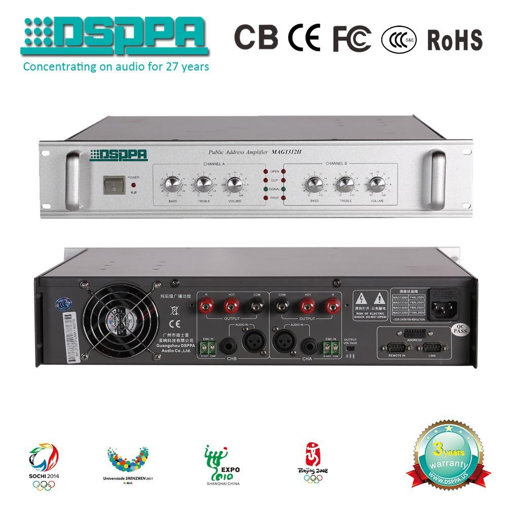 Dsppa Mag1312ii Multichannel Amplifier For Digital Audio Multi-room System  - Buy Digital Audio Multi-room System,Digital Audio Multi-room