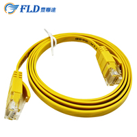 hot sale 1 meter rj45 plug cat5e Lan network cable Ethernet network patch wire