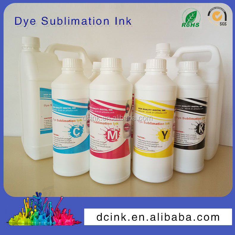 T Shirt Sublimation Printing With Dye Sublimation Ink and Heat Press machine