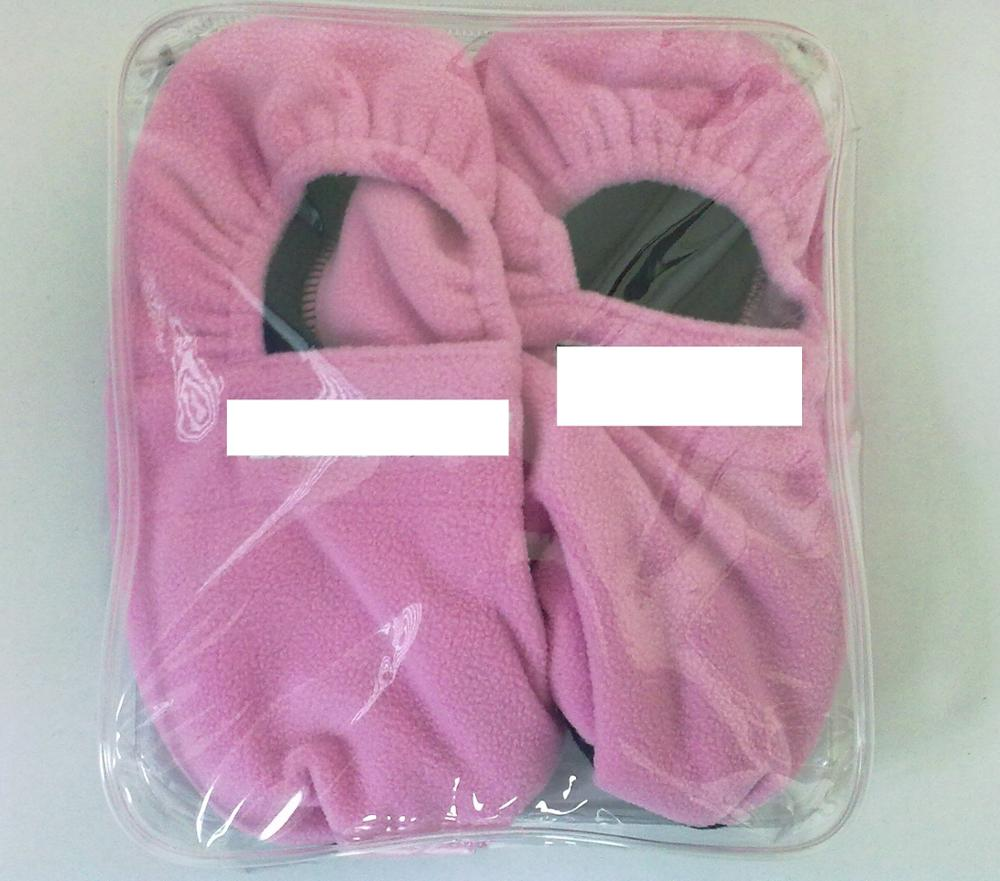 Microwave Heated Slipper Shot Socks Warm Indoor Slippers Hot Sox Booties