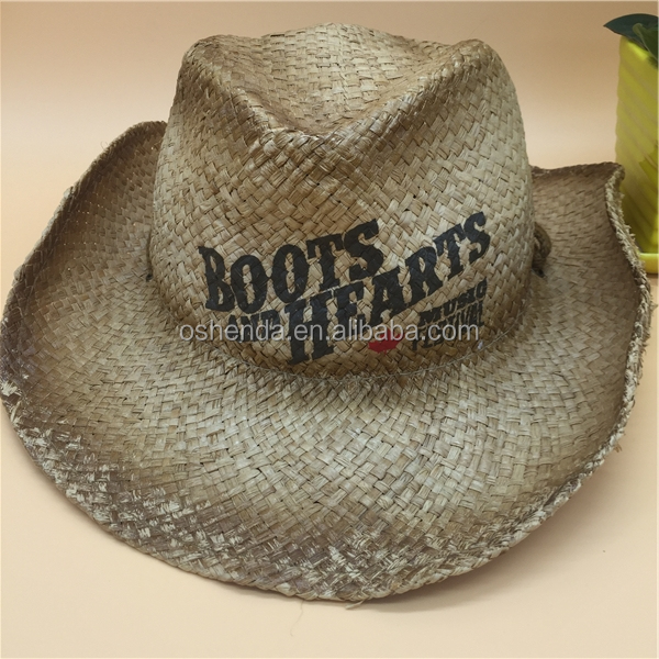 Promotional custom dryfit outdoor jazz straw cap hat for men and women