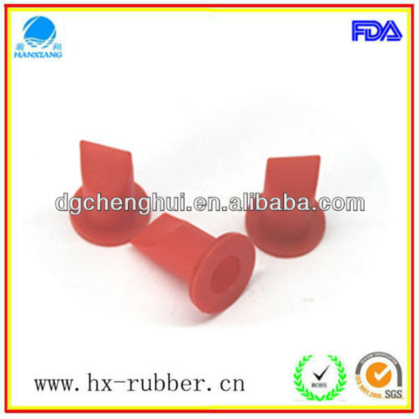silicone dispensing valve