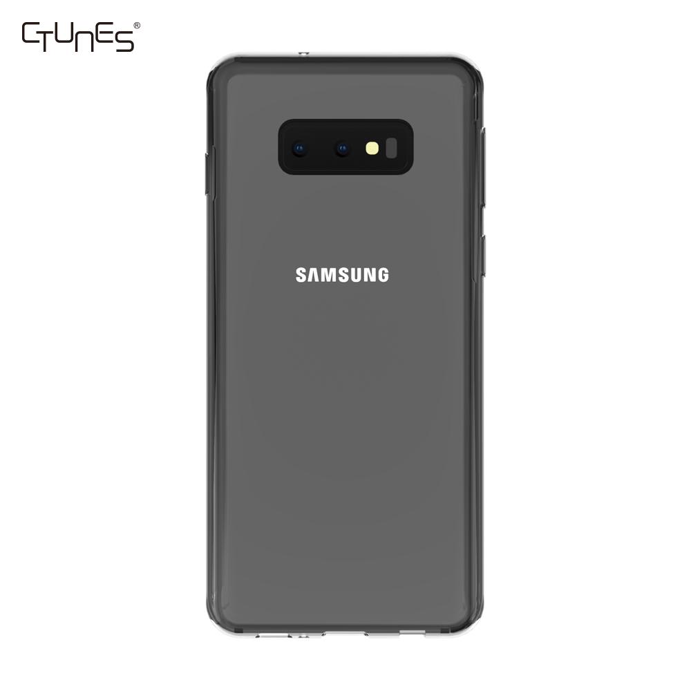 ที่กำหนดเองป้องกัน Soft ใส Tpu มือถือที่ครอบคลุมกรณีสำหรับ Samsung S10