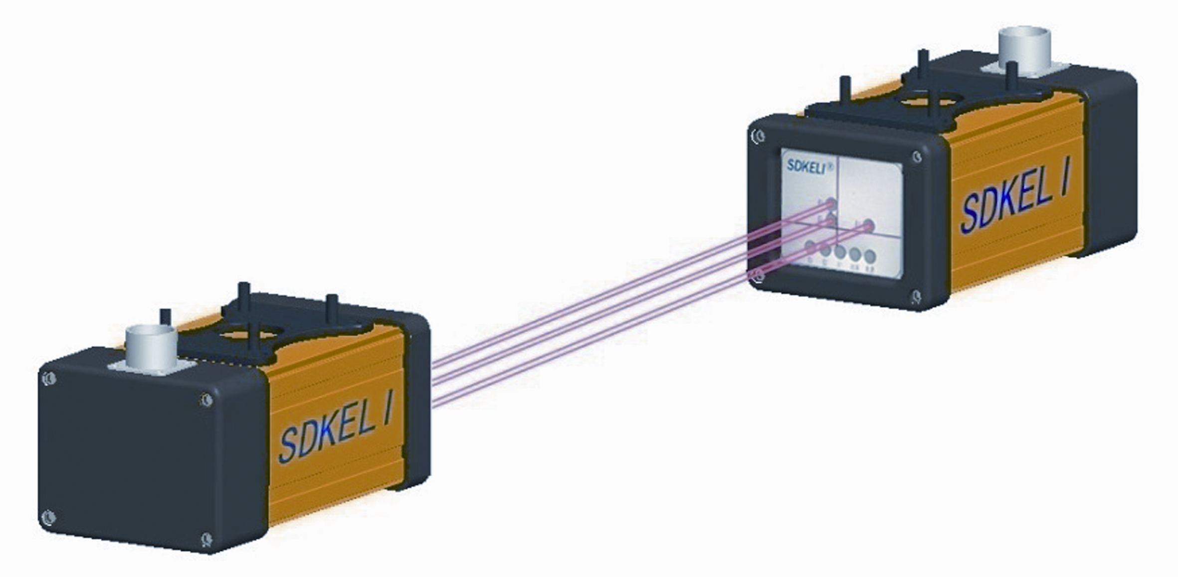 Sdkeli Blps Laser Safety System Press Brake Bending