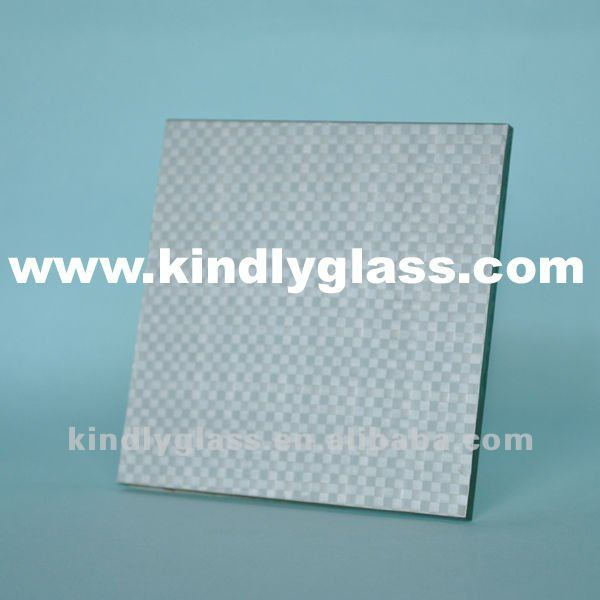 4mm Vinyl Backed safety silver mirror