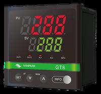 CE ISO Certificated GT8 Industrial Ramp Soak Temperature Controller with 32 segments program