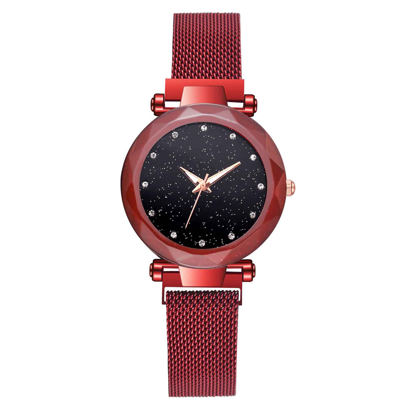 WJ-7921 <strong>Hot</strong> Selling Luxury Elegance Fashion Popular Stainless Steel Strap Woman Watch Mesh Belt Quartz Lady Wristwatches