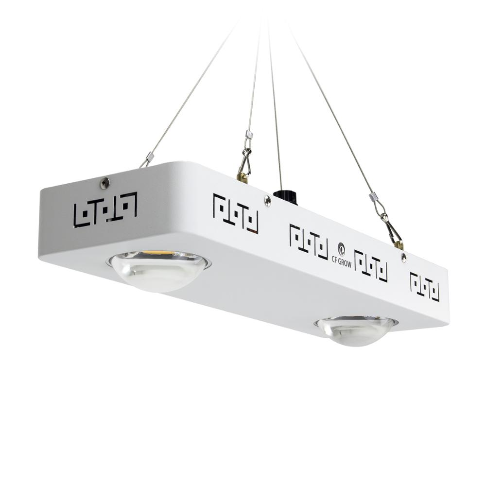 Hot sale manufacturer dimmable <strong>Crees</strong> CXB3590-X2 COB grow light full spectrum CXB 3590 led grow light