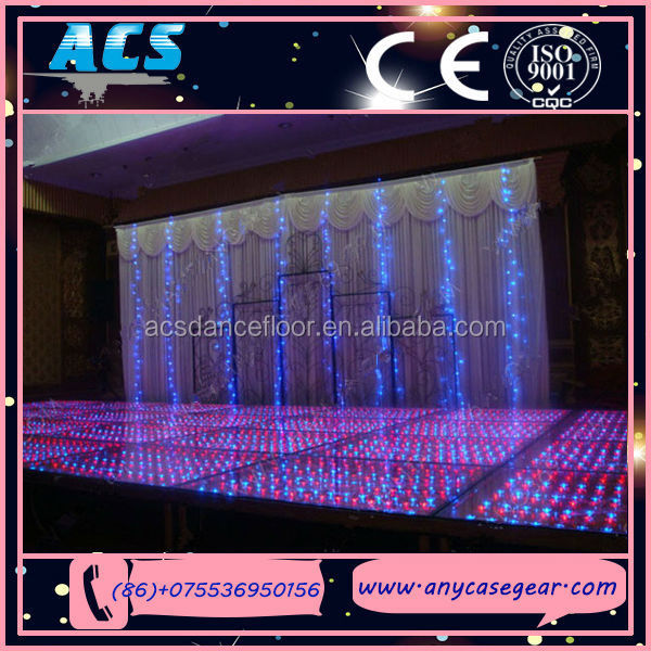 Acs China Professional Plexiglass Cover Stage Manufacture