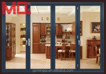 Residential Aluminum Interior Accordion Doors Perfect Design