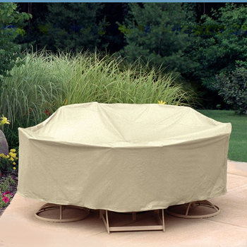 Protective Outdoor Furniture Cover Waterproof Mildew Resistant