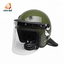 Argentia Anti Riot Helmets with PC visor
