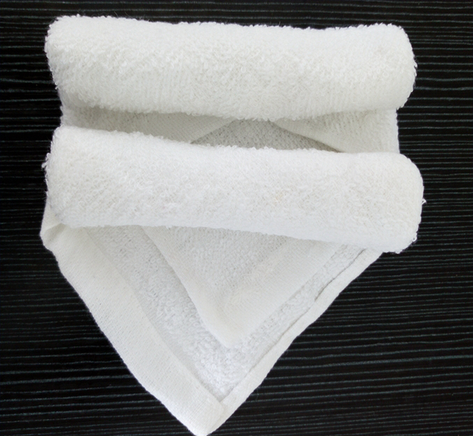 Organic Cotton Rolled Turkish Kitchen Towel
