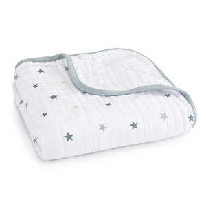 super soft bamboo baby blanket swaddle muslin blanket