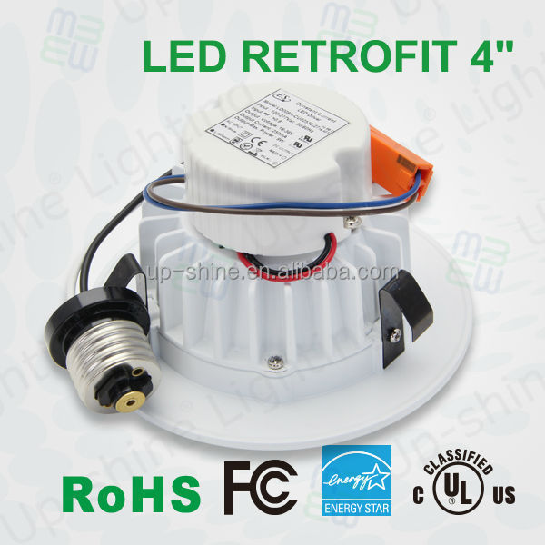 4inch,9W Energy star & UL high lumen 5years 100% guarantee 2835SMD ul certified led downlight 4inch