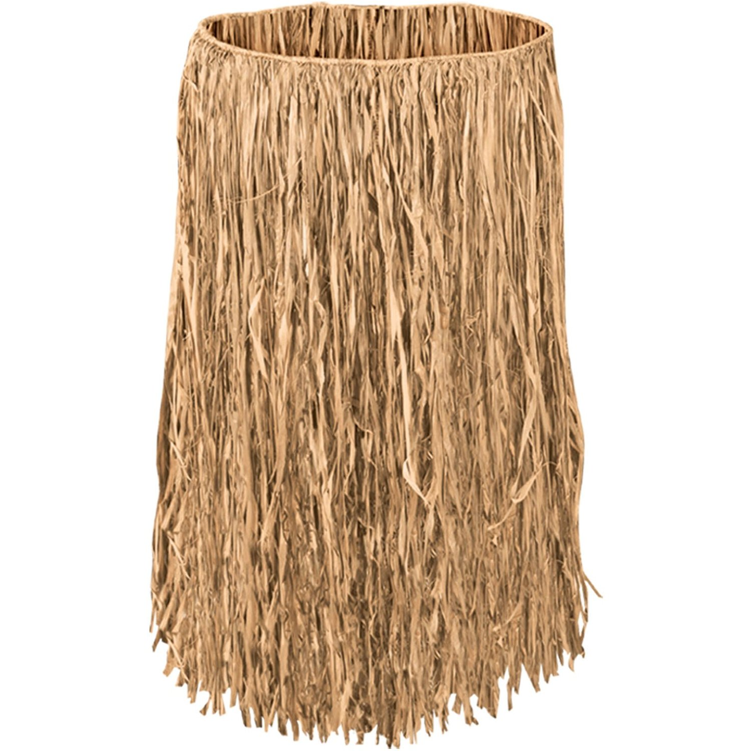 Child Raffia Hula Skirt (natural) Party Accessory (1 count) (1/Pkg)