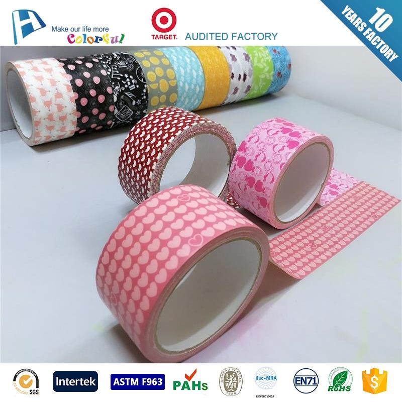 delicate colors colorful waterproof reflective tape wide varieties