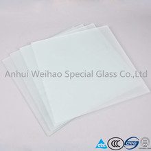 China 5mm acid etched decorative glass wholesale