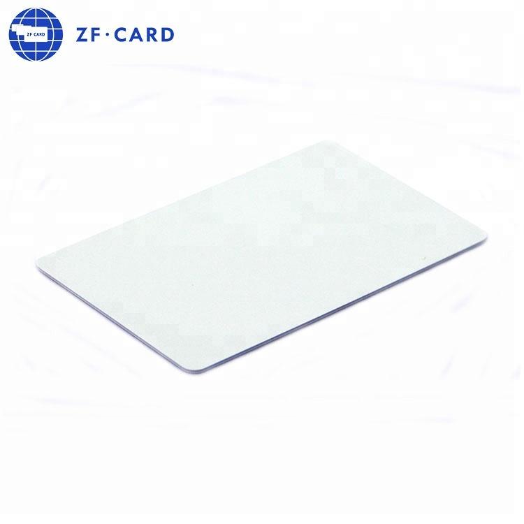 표준 CR80 흰색 빈 인쇄용 PVC Adel 호텔 잠금 카드
