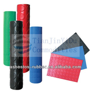 Supply Low Price High Quality Colorful Thin Rubber Sheet YD Rubber 2014