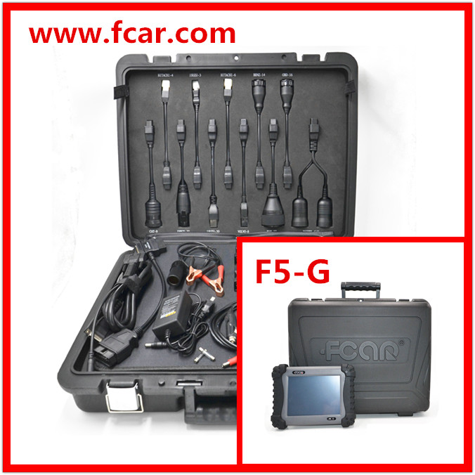 Fcar F5-G Heavy Duty Diagnostic Scan Tool