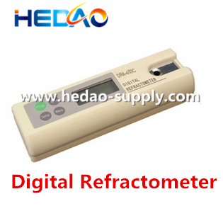 Refractometer clinical usage veterinary analyzer for sale