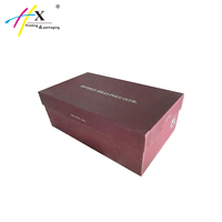 T-Shirt Garment Shoes Wine Paper Box With Customized Logo