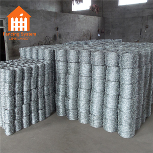 Building Materials Galvanize Barbed Wire Fixing