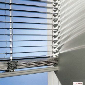 Hot sale aluminum venetian blinds