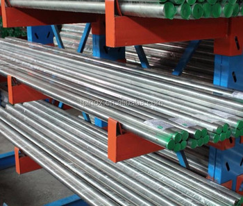 High mechanical strength ss rod 2205 for Pressure vessels