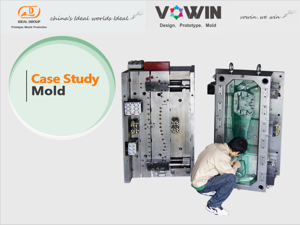 High Precision Home appliance parts plastic injection mould in Dongguang