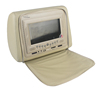 7inch HD Screen Headrest DVD Monitor Player with Pillow/DVD/SD/USB/FM/IR/Zipper