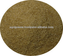 vhp raw sugar ( Granulated Brown sugar )